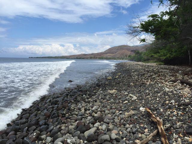 9dc8e159e4 Oceanfront shoreline in Olowalu Maui HI