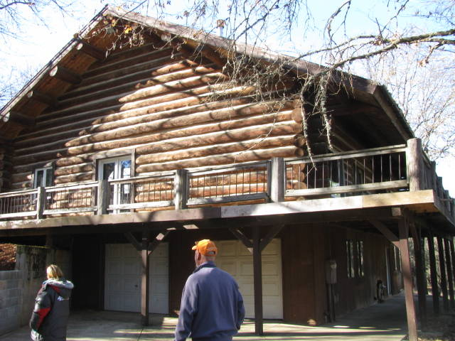 Log Cabins Can Be A Renovation Project Too