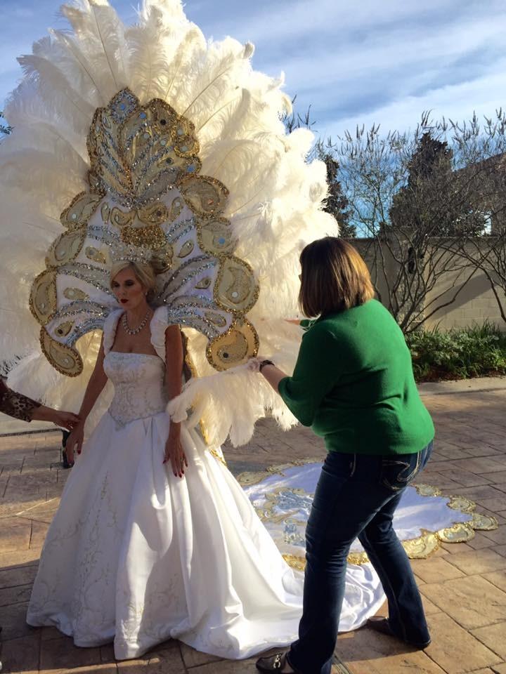 A Glimpse Inside Mardi Gras in Lake Charles LA