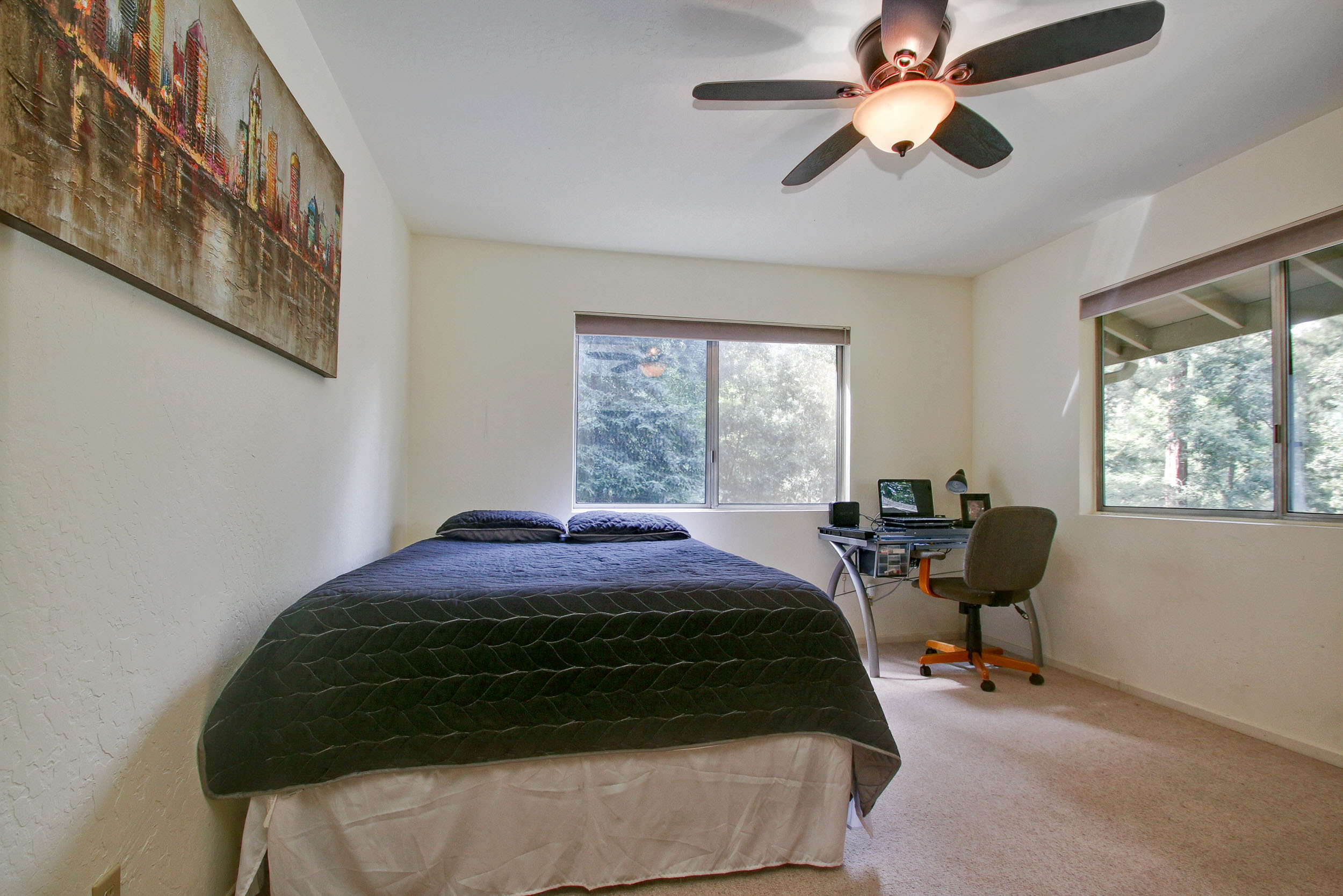 2nd Bedroom 422 High Street, Brookdale CA Listed by MC Dwyer
