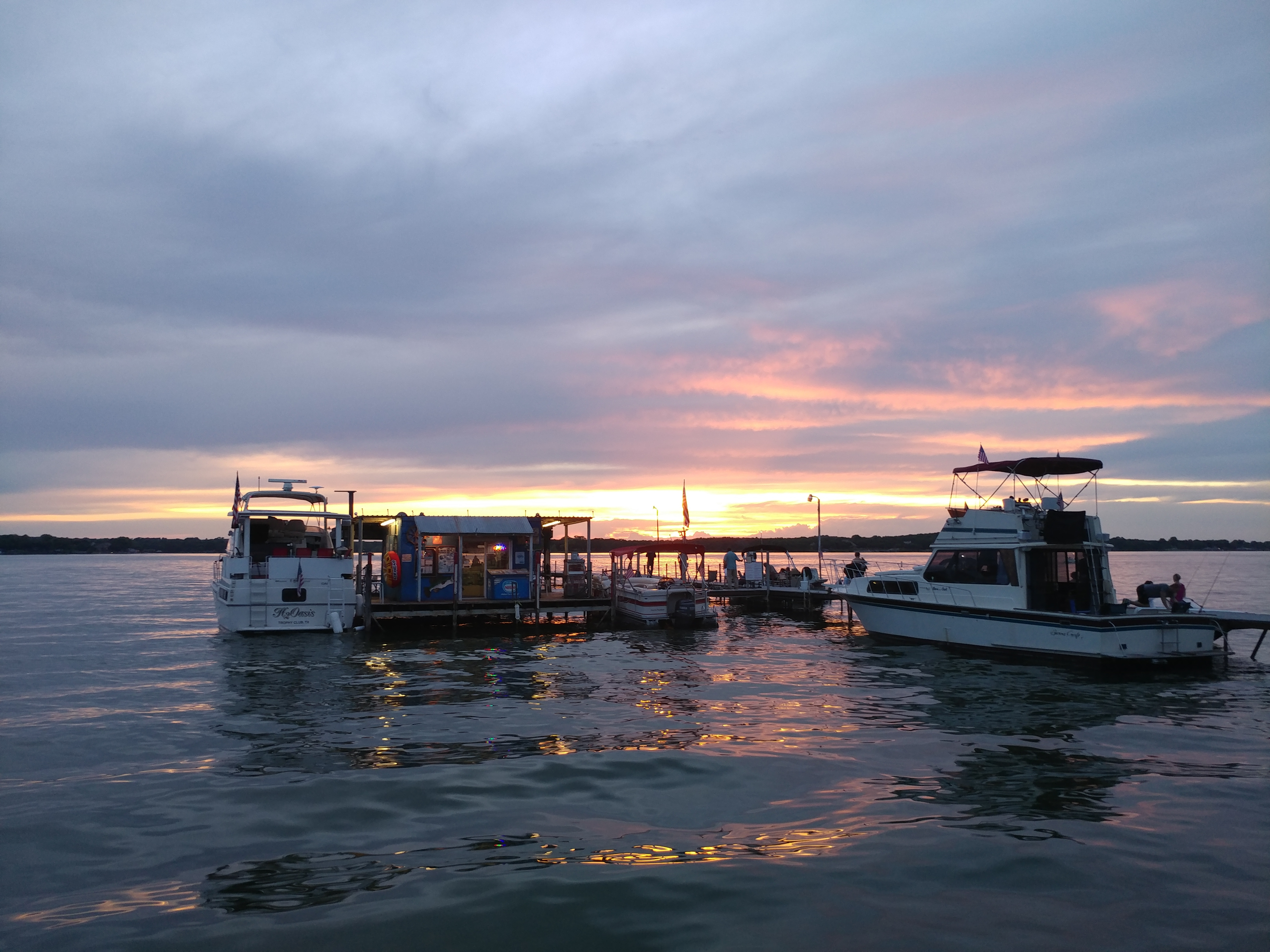 Eagle Mountain Lake Dock