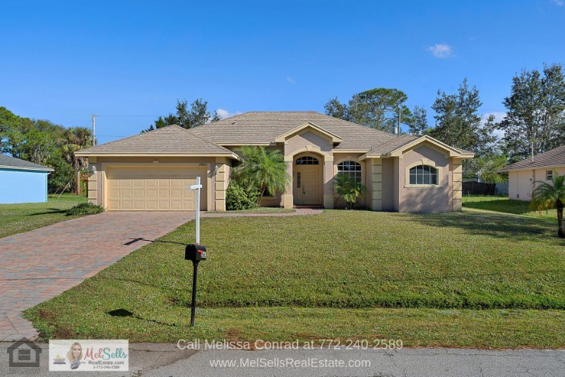 Homes for Sale in Port St. Lucie - Convenience, privacy, space, and the best location are yours in this Port St. Lucie home for sale.