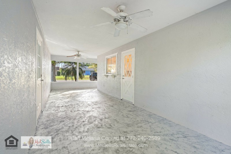 Homes for Sale in Port St. Lucie FL - Discover more storage space in the breeze room of this home for sale in Port St. Lucie.