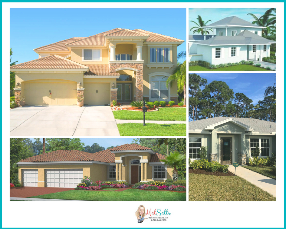 New Homes in Port St Lucie FL- It's a good idea to decide early on what type of new construction home you want before you look for builders.