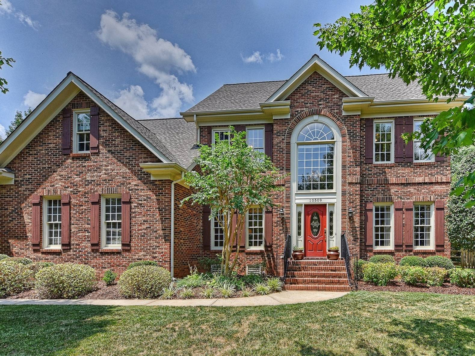 Home for sale in providence high school zone for Charlotte house