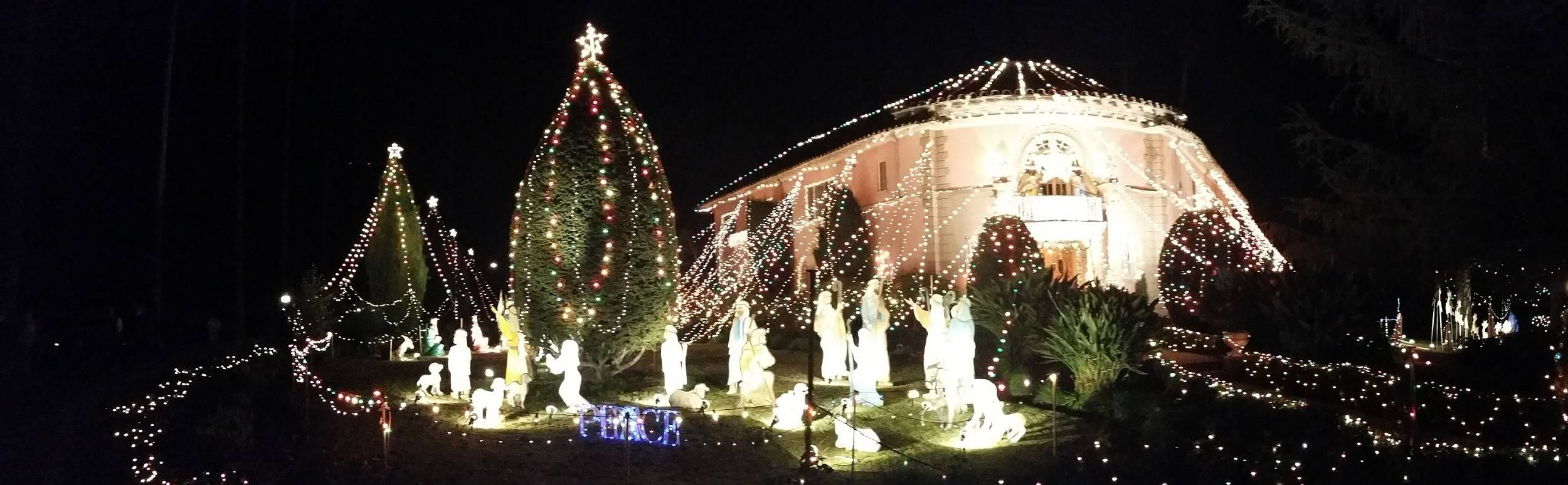 balian house altadena at christmas