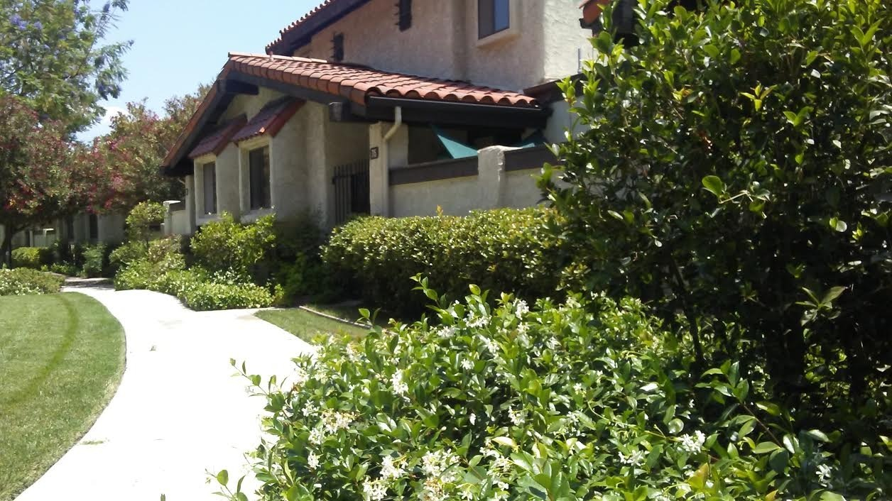 Townhomes in Monterey Hills