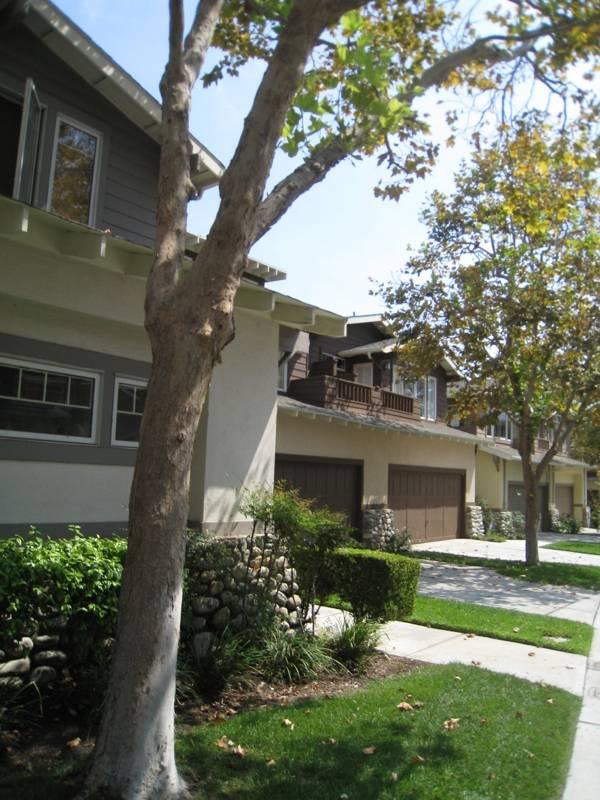 Pasadena Ca California Rose Court Craftsman Homes