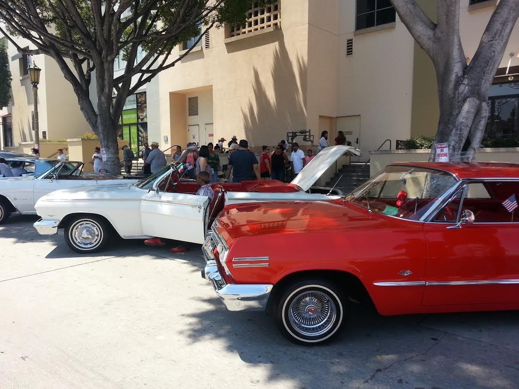 Th Annual Pasadena Police Classic Car Show Slideshow - Pasadena car show