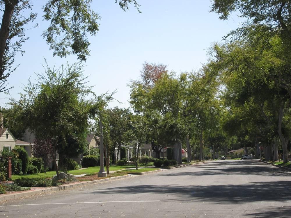 Villa Park Pasadena Ca