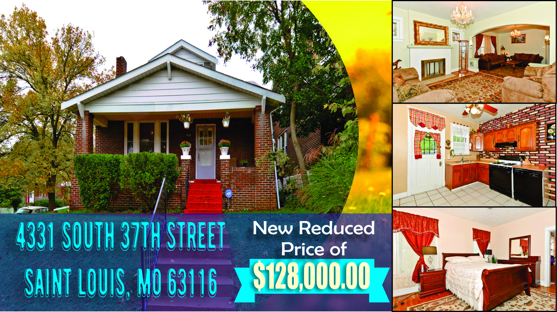 4331 S. 37th Street is Now Cheaper