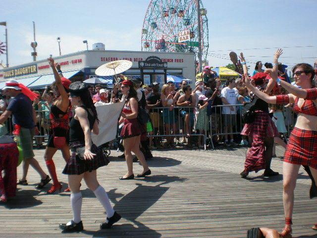 coney island brooklyn,