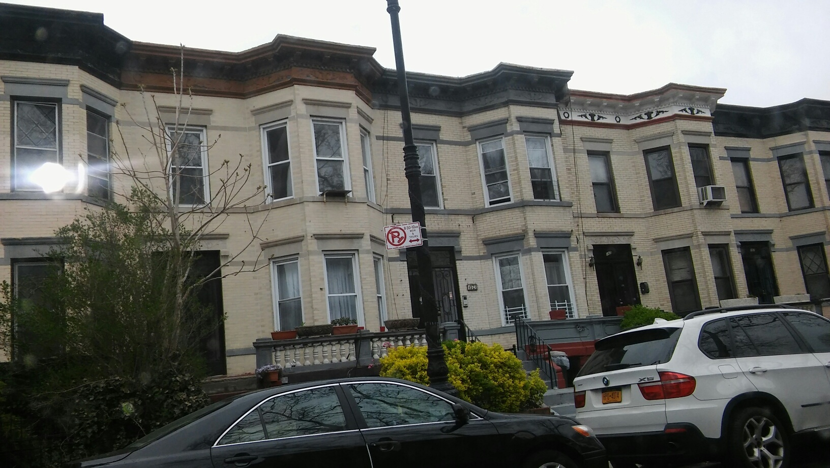 Attached brick Flatbush Multifamily homes, real estate agents in Brooklyn