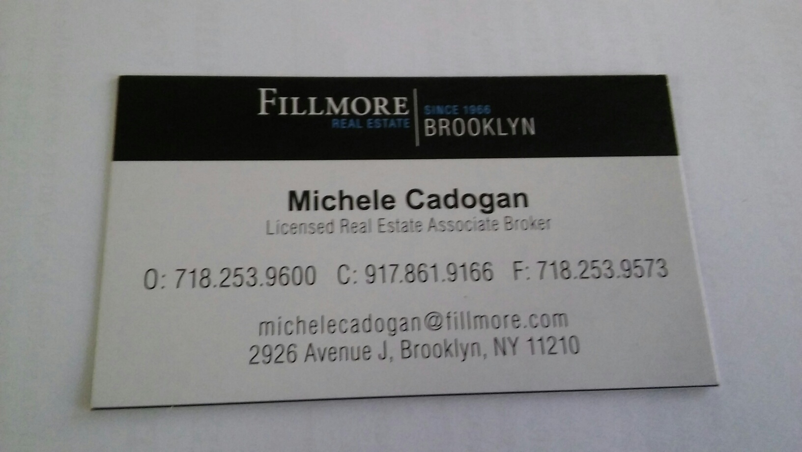 michele cadogan brooklyn real estate, real estate agents in brooklyn