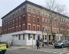 mixed use commercial building in crown heights brooklyn