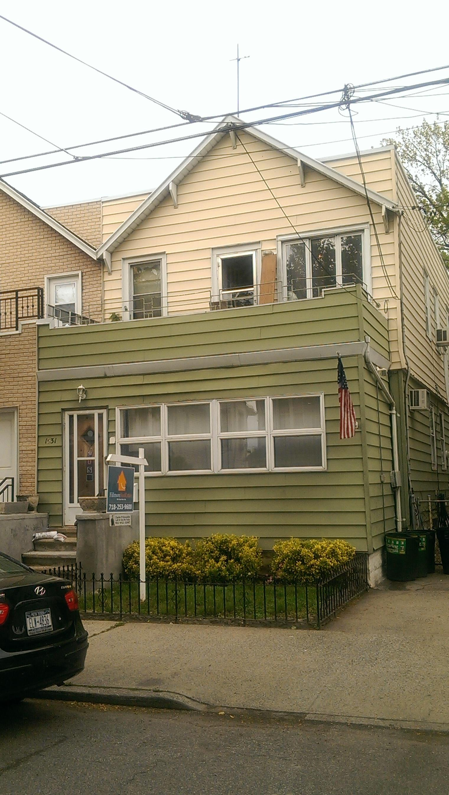 Another marine park 2 family home for sale listed by fi for Sale house in brooklyn