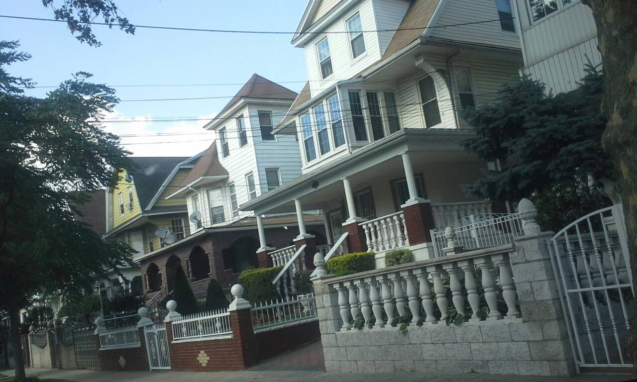detached colonial home in flatbush brooklyn, real estate agents in brooklyn