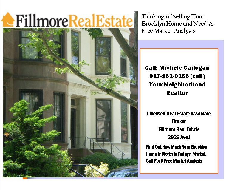 free market analysis, real estate agents in brooklyn