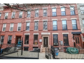 real estate agents in brooklyn, brownstone home in bedford stuyvesant brooklyn