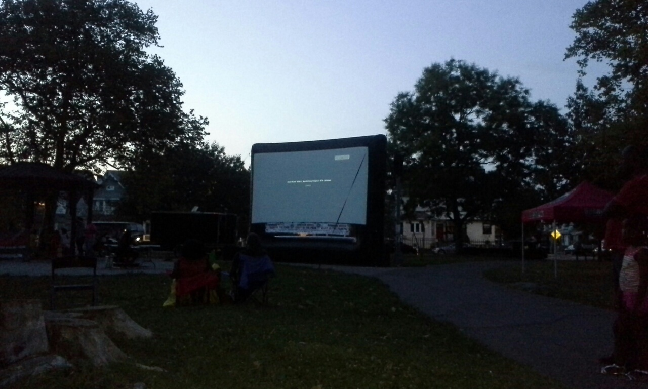 movie night in brooklyn