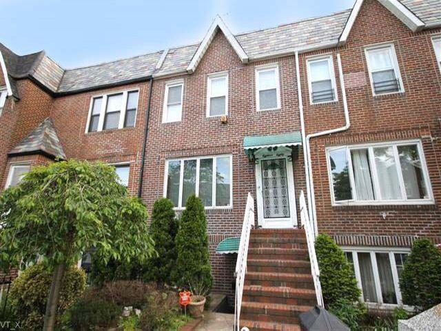 brick row houses in brooklyn, real estate agents in brooklyn