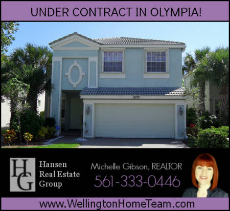 Olympia Home for Rent in Wellington | Now Under Contract!