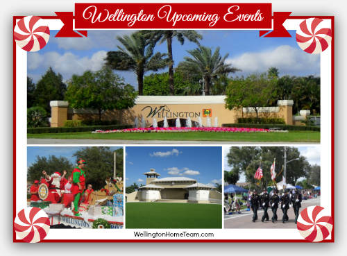 Wellington Florida Upcoming Events | Week of December 1st, 2014