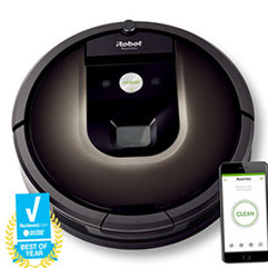 iRobot Roomba Smart Vaccum