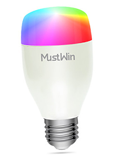 MustWin Smart Lightbulb
