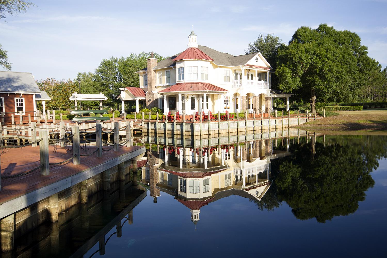 Lake House Eagle Landing