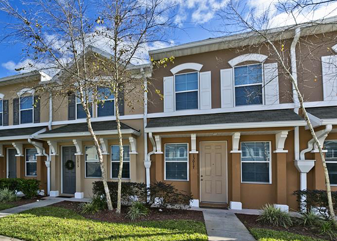 Sumerlin At Bartram Park Townhome Community