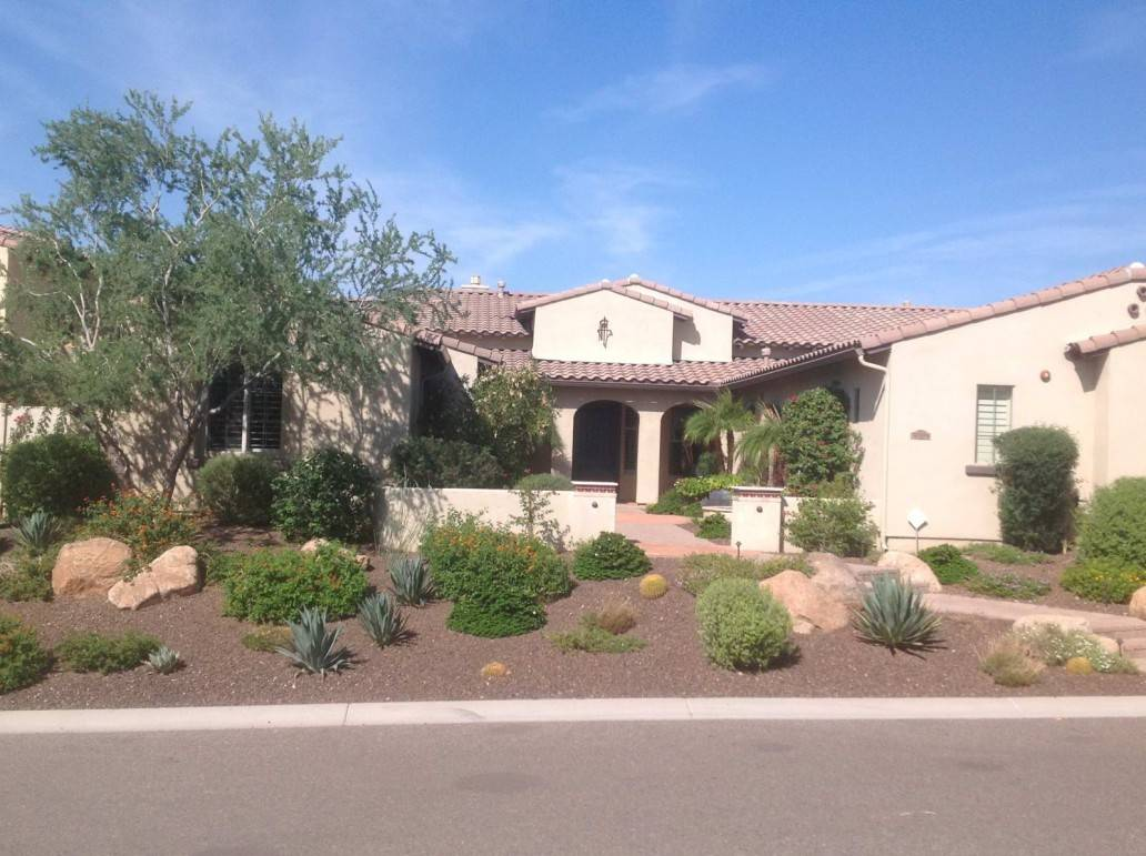 Grayhawk Golf Course Homes