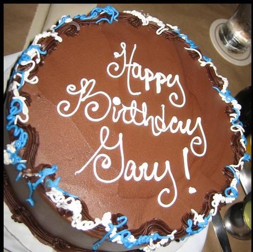 Superhero Happy Birthday Gary Cake Www Picsbud Com