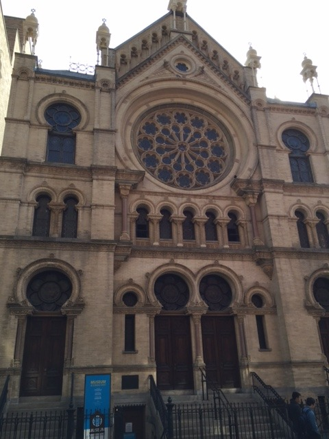 Eldridge St Synagogue