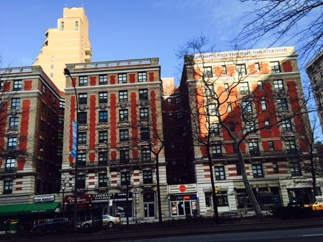 Euclid Hall Upper West Side 2015