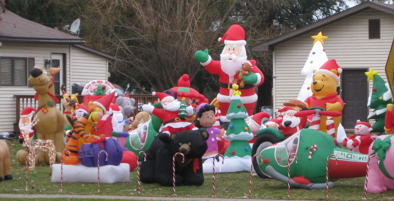 Christmas in Berlin Heights, OH