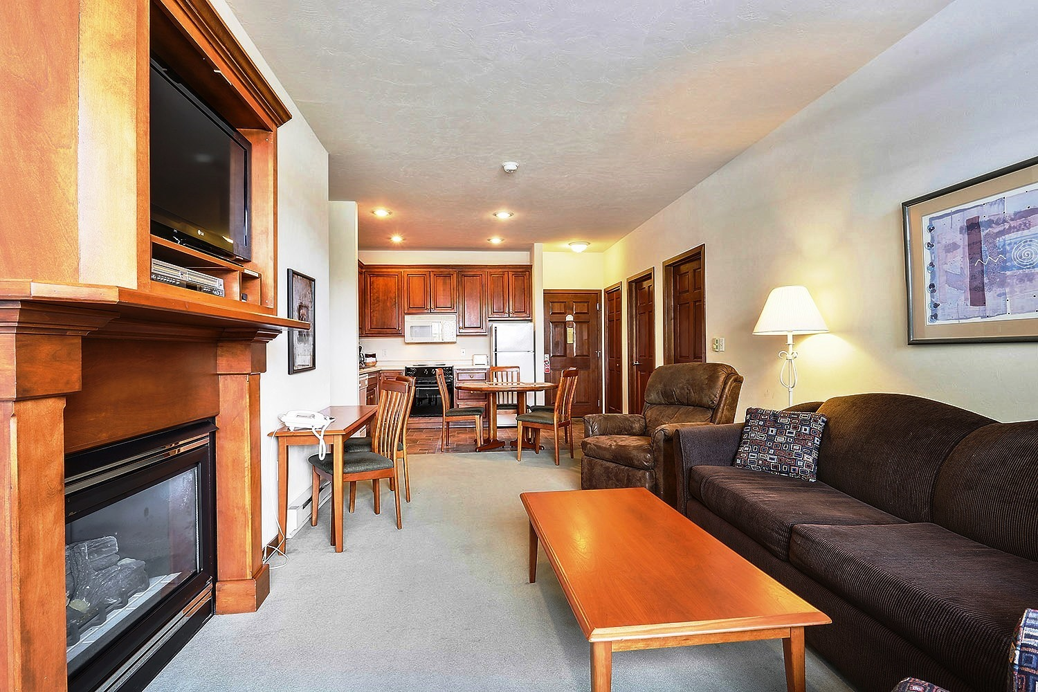 Scandinavian Lodge Suite for Sale
