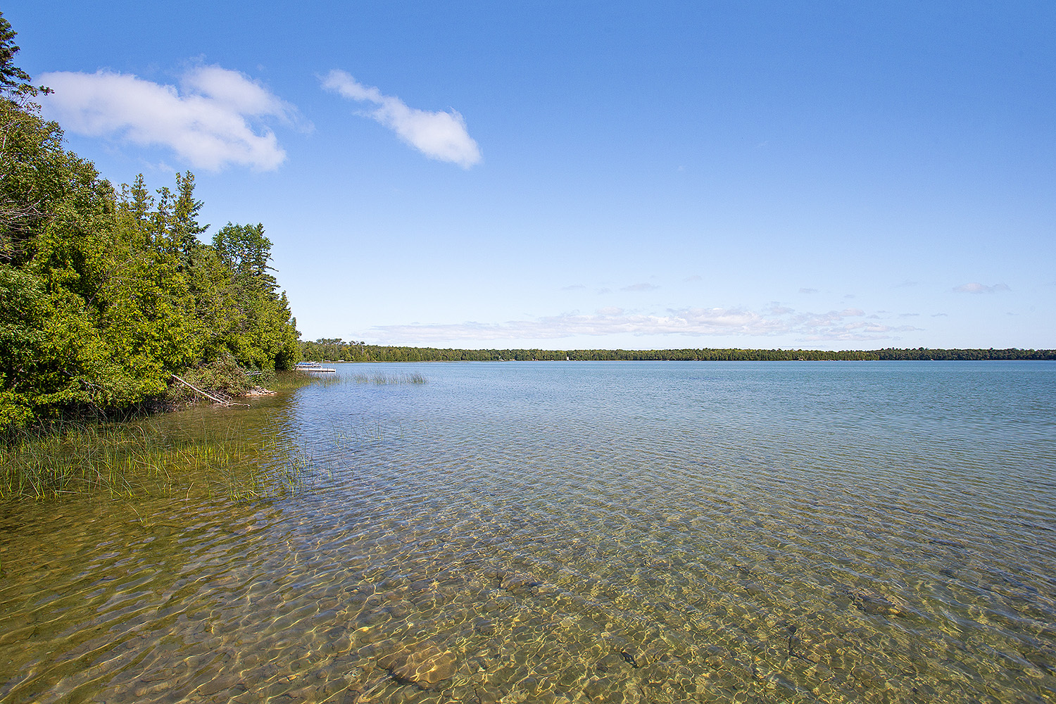 Northern Door County Waterfront Homes for Sale