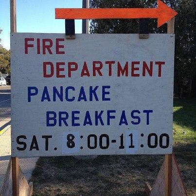 Marina Fest Pancake Breakfast at the Marina