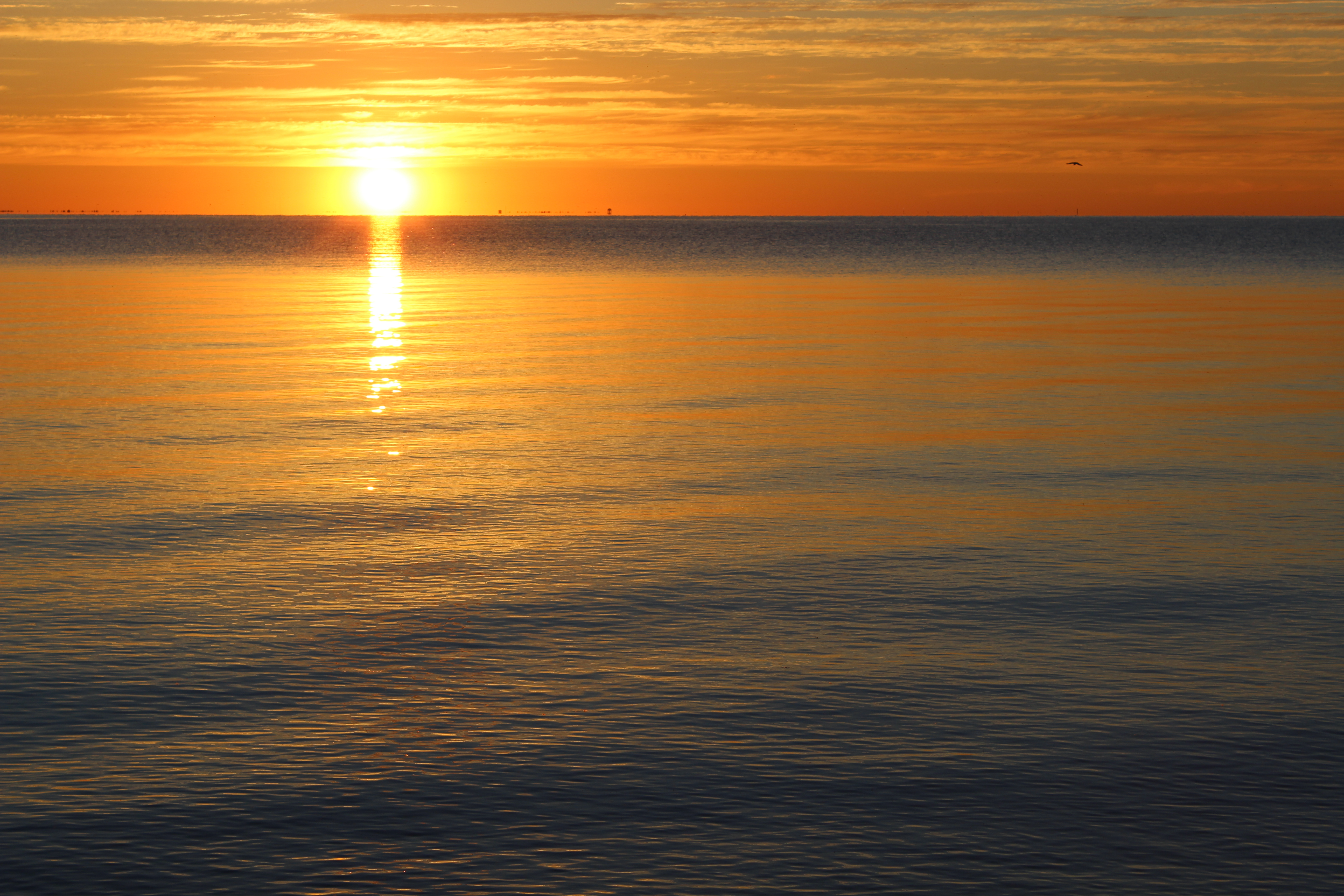 Condo for Sale at the Shores features fabulous Door County Sunsets