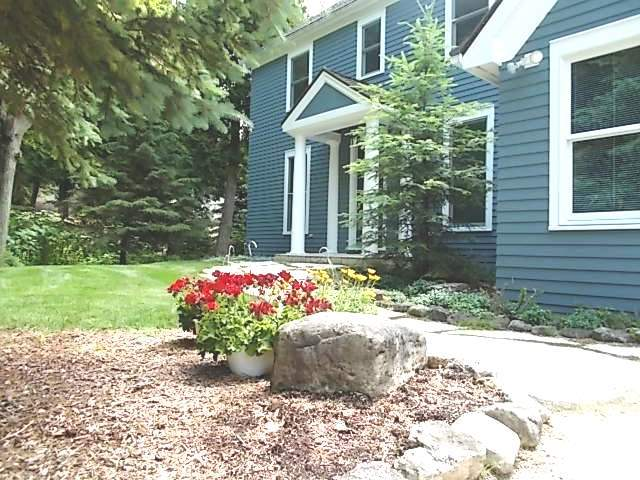 Cape cod waterfront home for sale in baileys harbor wi for Cape cod waterfront homes for sale