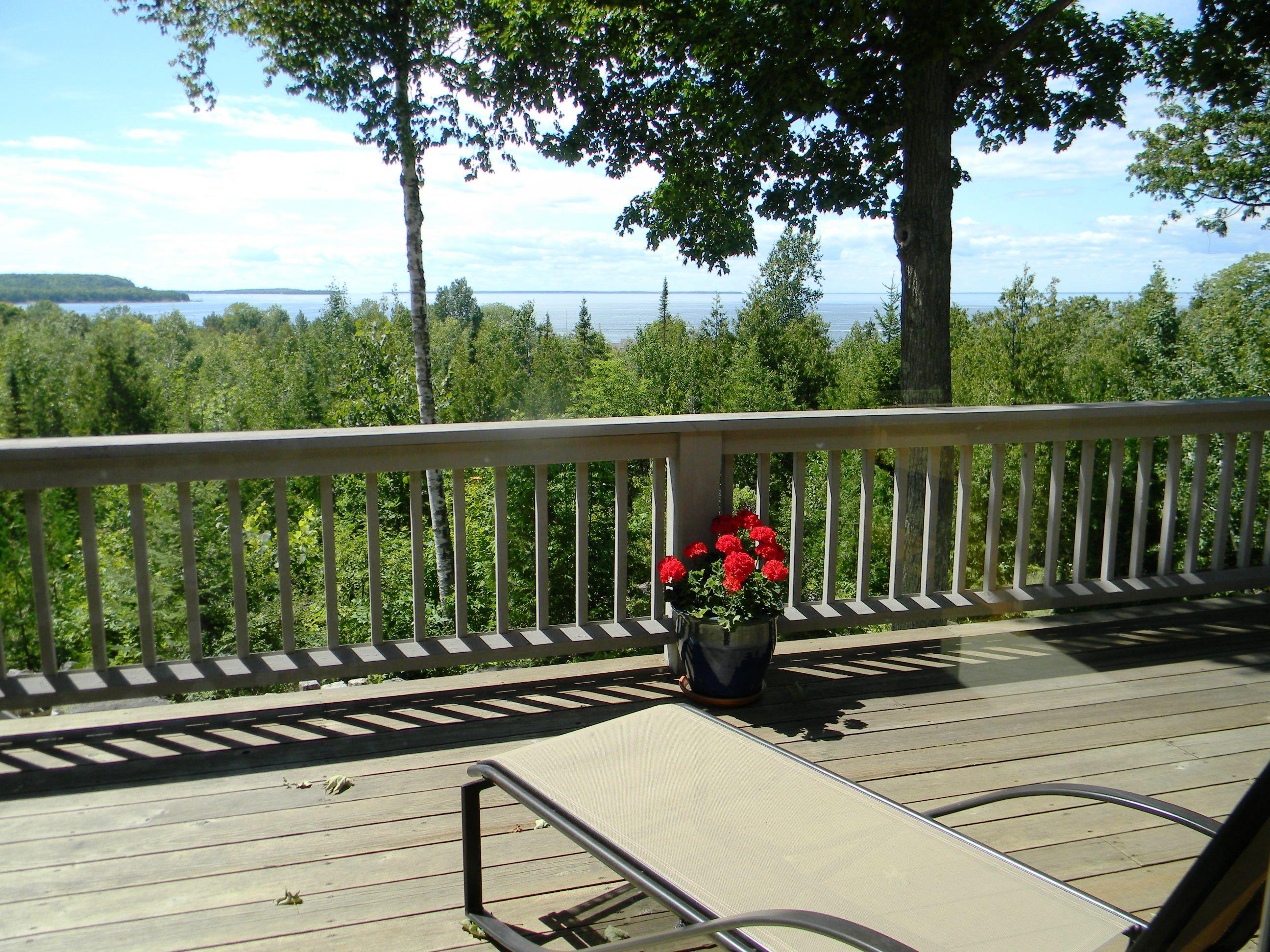 Door County Water View Homes for Sale