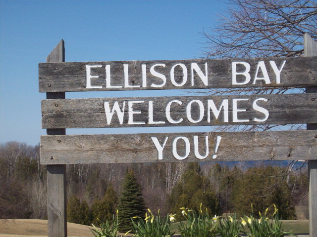 Ellison Bay Real Estate for Sale with MaryKay Shumway