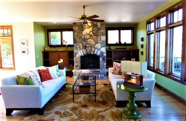 Door County Homes for Sale with Fireplaces