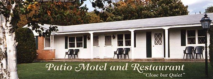 Superb Patio Drive In Restaurant And Motel For Sale