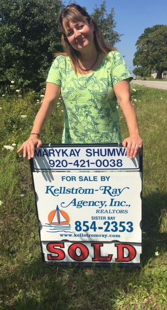 MaryKay Shumway Sells Door County Properties