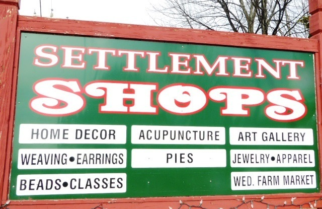 Settlement Shops Fish Creek