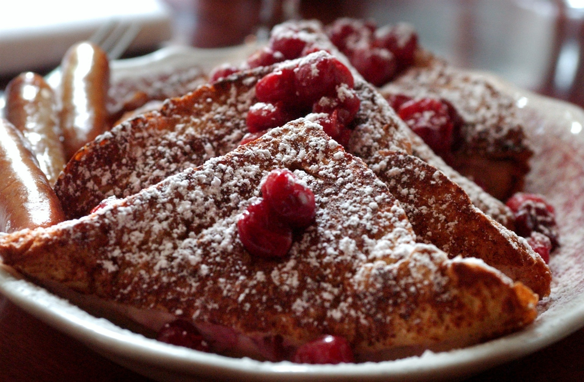 Cherry French Toast for Sale