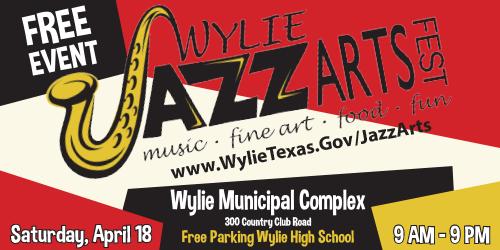 Wylie Jazz Arts Fest 2015