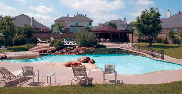 Woodbridge Golf Course Community Pool Homes for sale Woodbridge